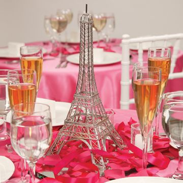 Eiffel Tower Centerpieces For Weddings | Wedding Tips and Inspiration