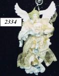 Large Angel Ornament (Min. 6)