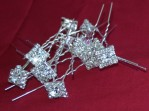 4823 - Dimond Square Hair Pin (12 Pcs/box)