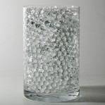 14gr. Clear Water Pearls (Carded) Min. 10 @ $1.10/pack