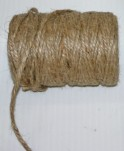 5946 - 4mm X 60yds Burlap Rope