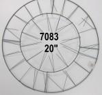 """20"""" Round Wire Wreath Form"""