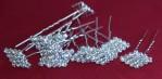 4824 - Diamond Shape Hair Pin (10 Pcs/box)