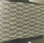 "SB57 - 14"" X 108"" Lace Table Runner"