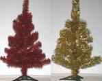 XT1702 2ft. Metallic Christmas Tree