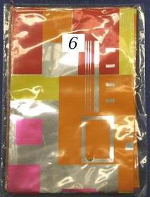 Printed Candy Foil Bags (12cm x 17.5cm)/100 pcs in bag